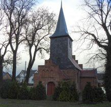 Krzywe Koło-zabytkowy kościółek z XIV wieku