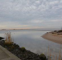 jezioro i Mewia łacha