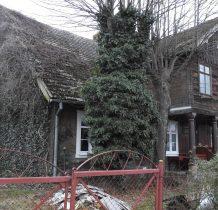 dom podcieniowy w Mikoszewie