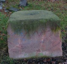 cmentarny kamień