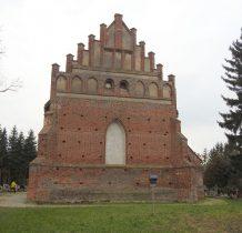 Niedźwiedzica-jedna z najstarszych światyń na Żuławach-1348 rok