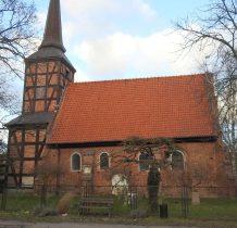 kościół  z XIV-XV wieku