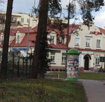 Pionki-budynek dawnej Kasy Chorych z 1925 roku