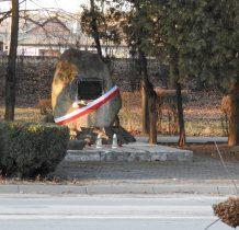 obelisk poświęcony ofiarom II wojny światowej