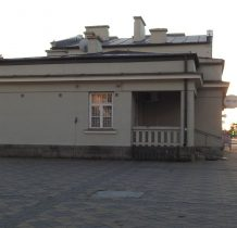 budynek dawnej poczty