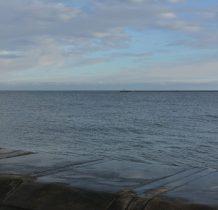 Wisła wpada do Bałtyku