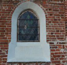 kościelne okno