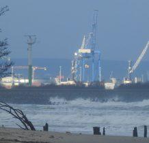 portowe nabrzeże