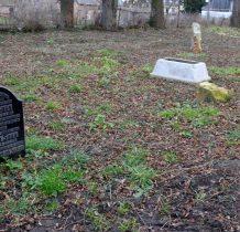 pozostałości cmentarza