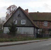kolejny dom podcieniowy z końca XVIII wieku