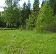 to już teren dawnej łemkowskiej wsi-Lipna
