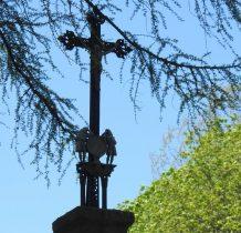 żeliwny krzyż