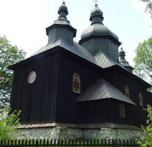 cerkiew w krzywej płonęła trzykrotnie