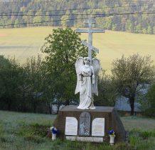 dawna łemkowska wieś liczyła ponad 600 osób