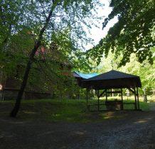 św.Góra Jawor-drewniana cerkiew i otoczone kultem źródełko