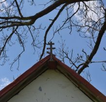 cerkiew podobno zniszczyli konfederaci w 1770 roku