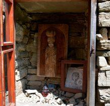 Drewniany św.Mikołaj