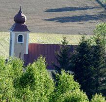 kościół w Starym Gierałtowie