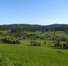 Kłóbka i Pustki-wniesienia nad wsia