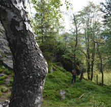 największy zespół skalny w Górach Bialskich