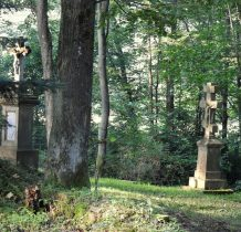 niedaleko stad jest drugi cmentarz żydowiański,który zwiedzimy w drodze powrotnej