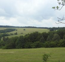 tereny dawnej wsi