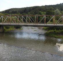 drogowy most z kładki
