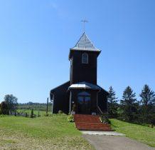 Grab-kościół z lat 70-tych XX wieku