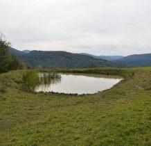 """wodopój uroczy w okolicach szczytu(uwaga na działajace""""pastuchy"""")"""
