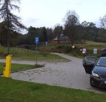 na parking w Olchowcu docieramy o godzinie 6.50
