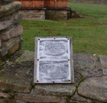 przy bramie-kamienie fundacyjne cerkwi