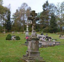 stary kamienny krzyż