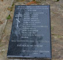 pamiatkowa tablica