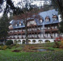 OW Gigant powstał w 1882 roku jako luksusowy kompleks sanatoryjny