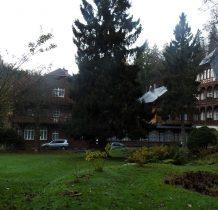 Ośrodek sanatoryjny stworzony przez doktora Janischa z Jawora