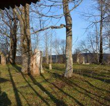 w 1946 roku mieszkańcy wsi zostali wysiedleni na tereny ZSRR