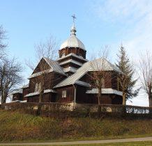 Fredropol-parkujemy przy znanej nam już cerkwi