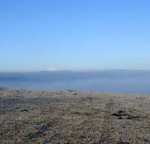 Babia Góra króluje nad mgłami