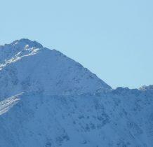 Tatrzańskie szczyty w przyblizeniu