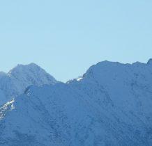 Tatrzańskie szczyty w przybliżeniu