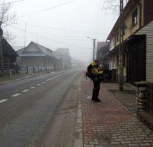 Na ulicach pusto, mieszkańcy świętuja Nowy Rok  domach