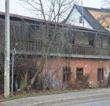 Dużo domów opuszczonych