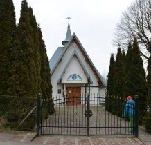 kościół-kaplica cmentarna
