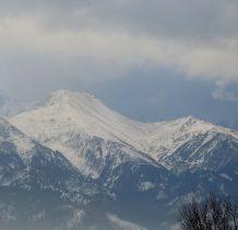 śnieżna dolina