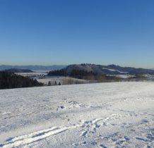 wioska u podnóża Jurgowskiej Góry