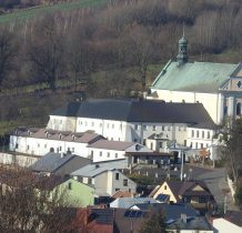 sanktuarium i klasztor