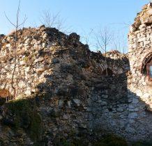 ruiny dawnej światyni