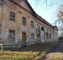 zbudowany w miejscu skad widać było zamki w Smoleniu i Ogrodzieńcu