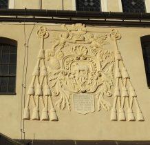 pierwotna światynia pochodzi z XIV-XV wieku