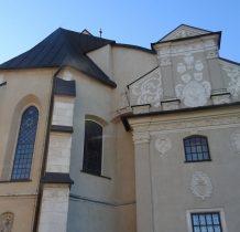 przebudowany w XVI wieku